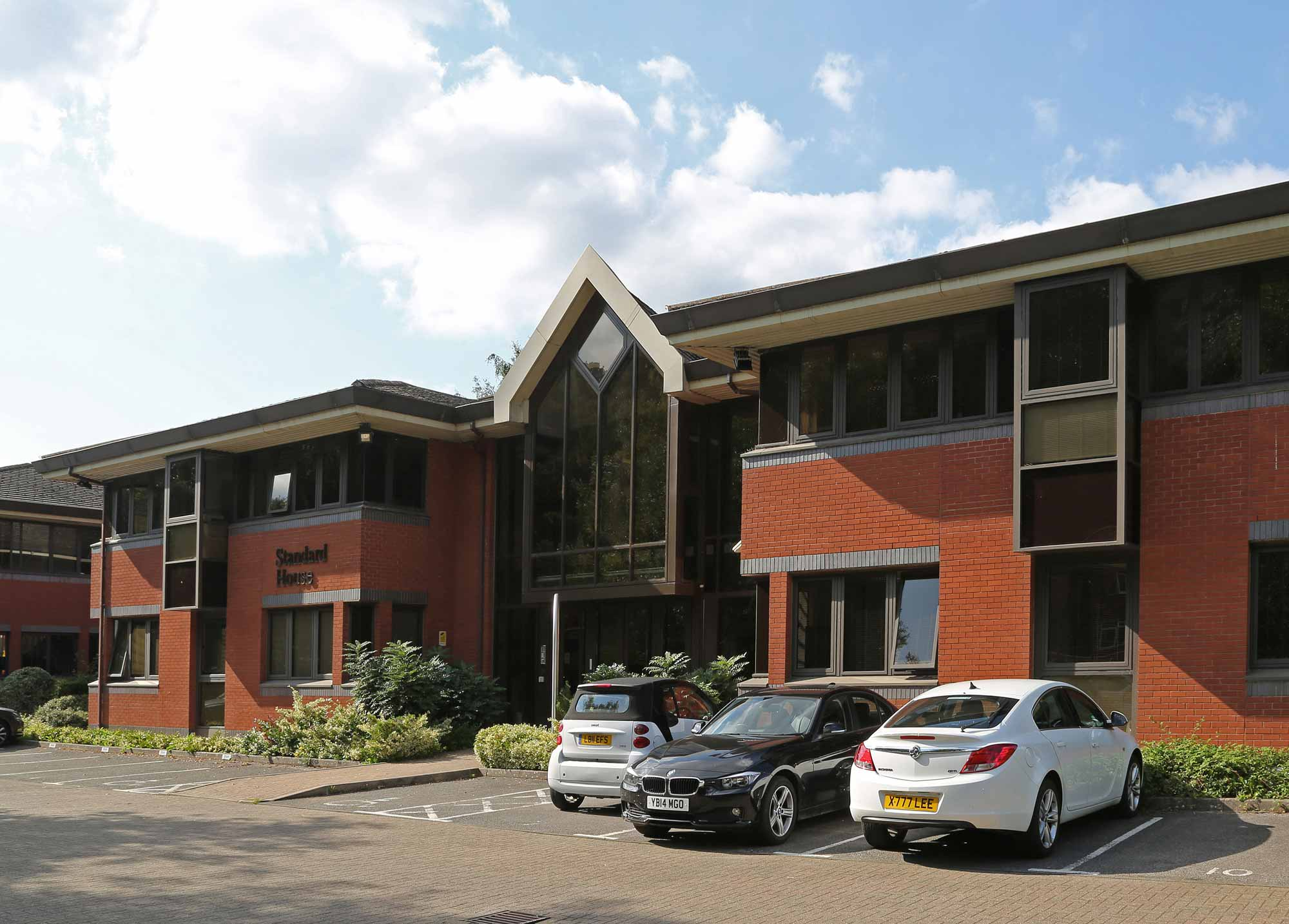 Standard House, Godalming – Multi-let Office Building