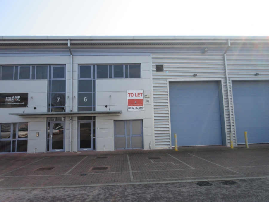 Let – Unit 6 Trade City, Brooklands, Weybridge