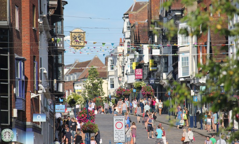 Who wants to work in: Guildford