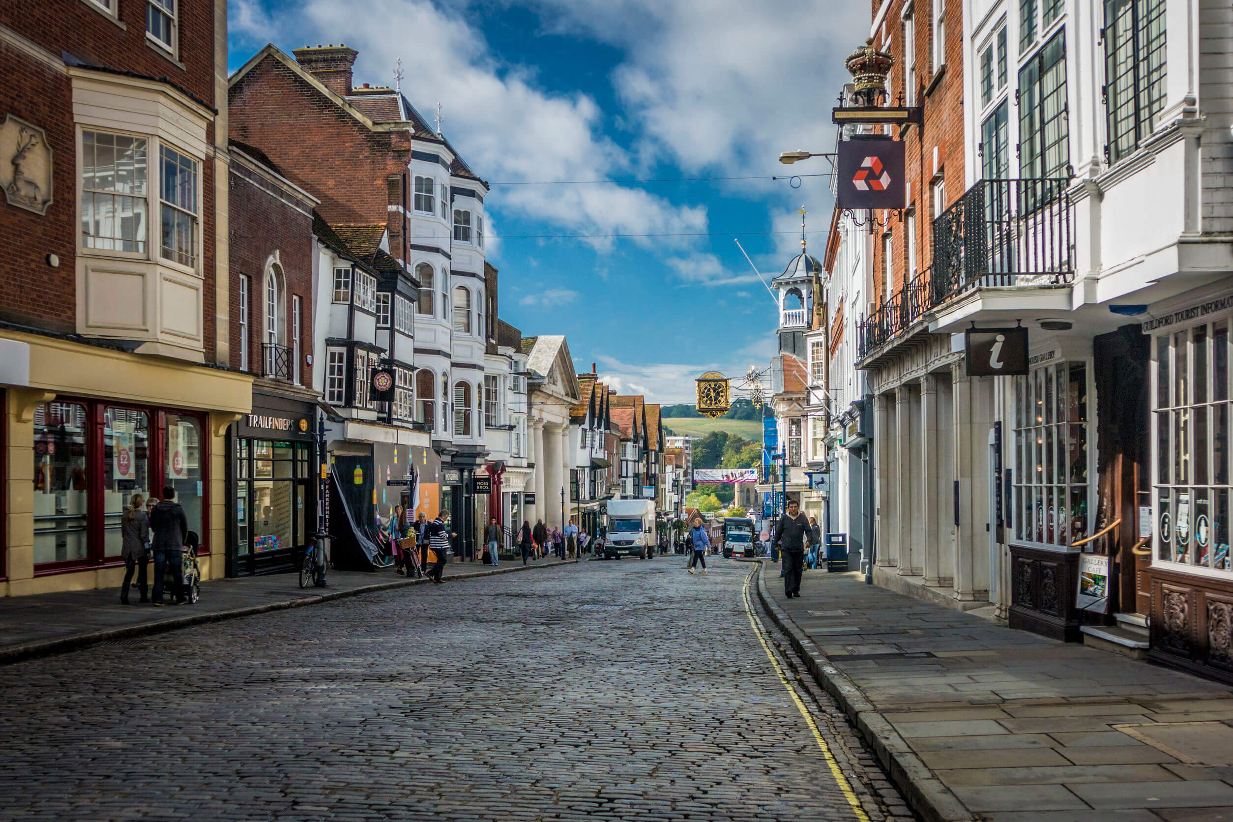 Retail Rules: The investment benefits of high street positioning