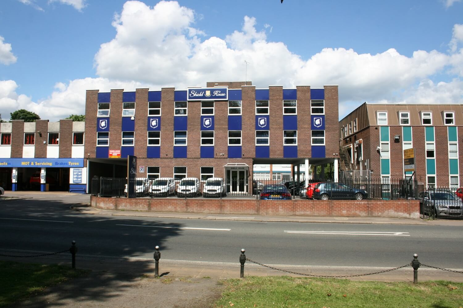 Shield House, Aldershot – Ground Floor let to Integrated Water Services Limited