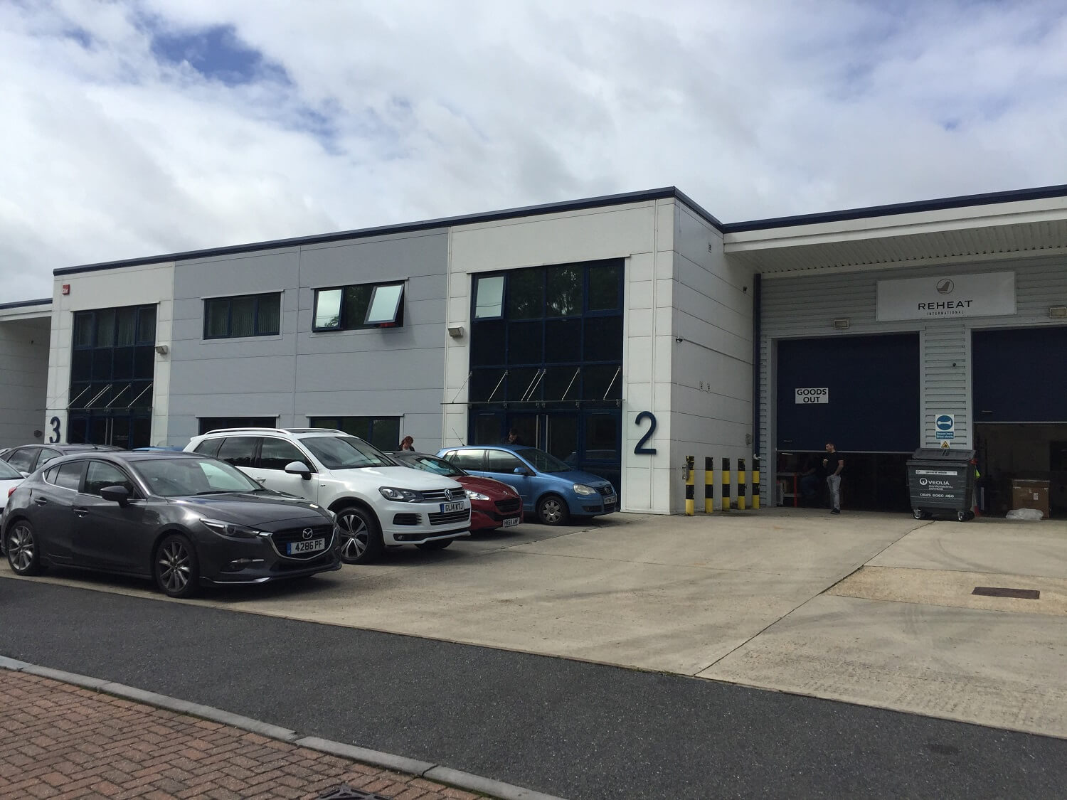 Alton Industrial Investment sale – Completed