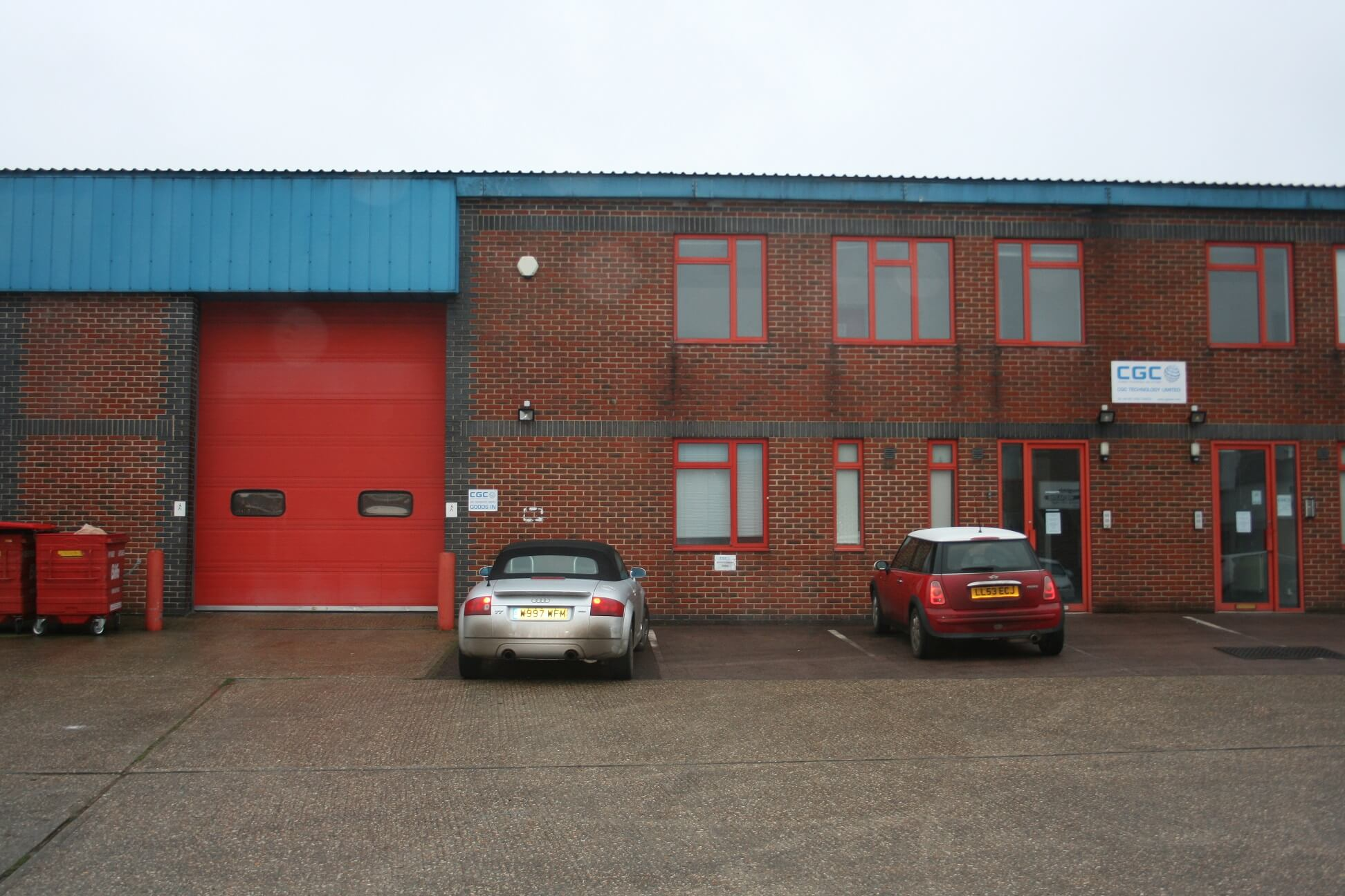 Letting of 22 Riverside Industrial Park, Farnham