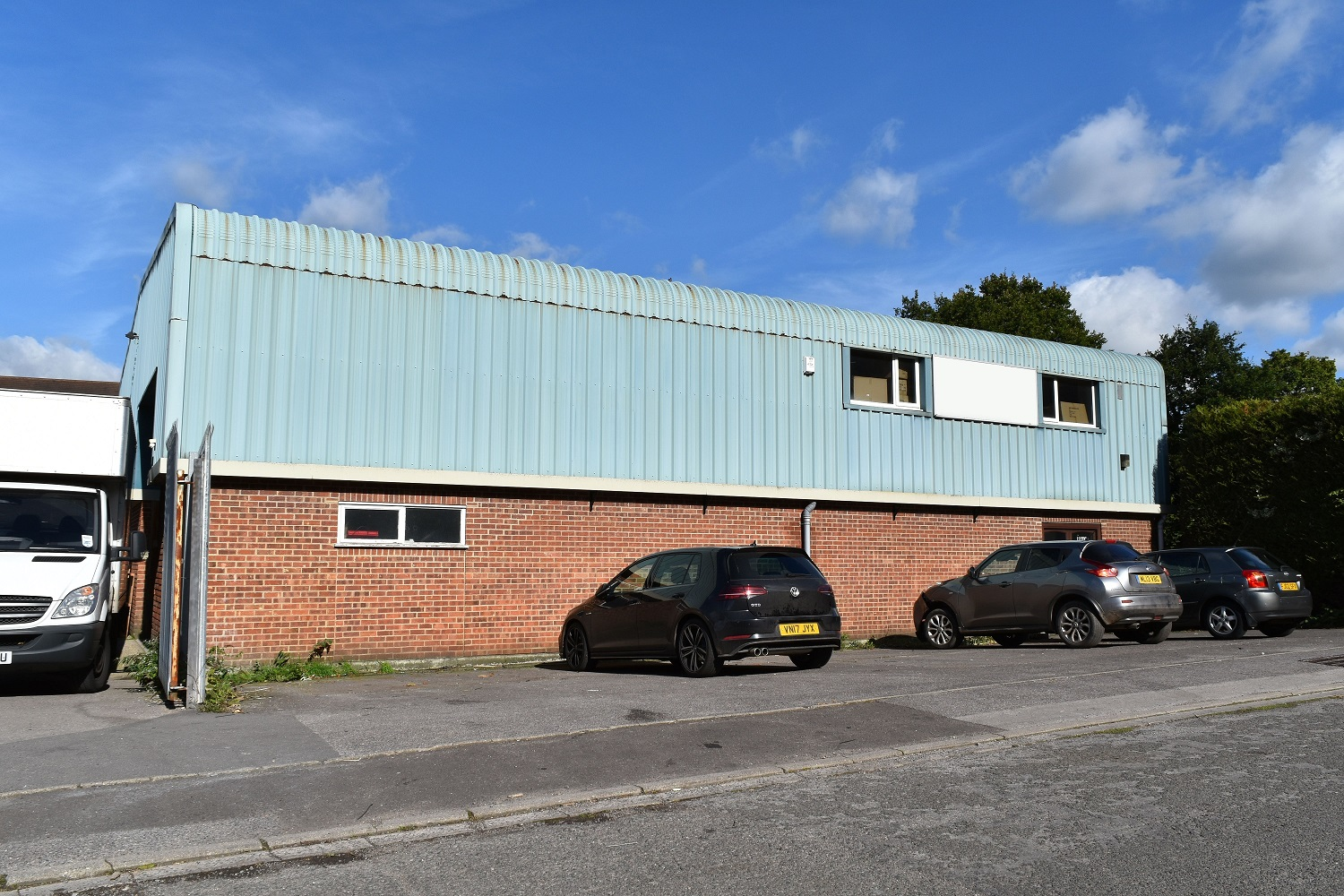 Curchod & Co secures tenant for Haslemere industrial property
