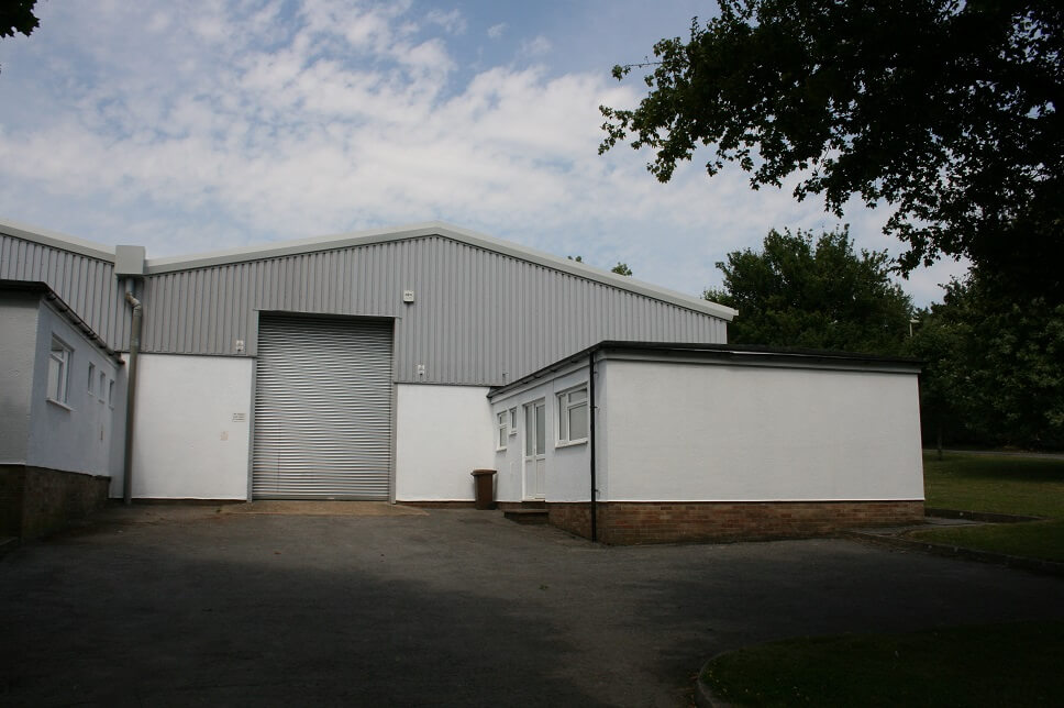 Curchod & Co lets Alton Industrial Unit for M7 Real Estate