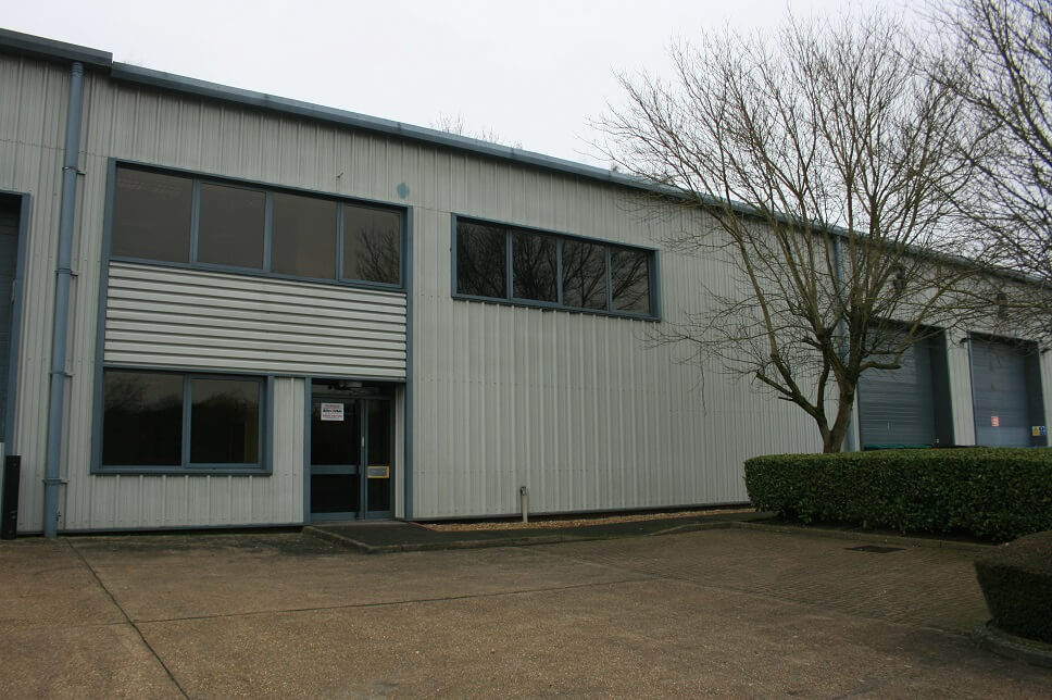 Exclusive deal for Riverwey Industrial Park, Alton