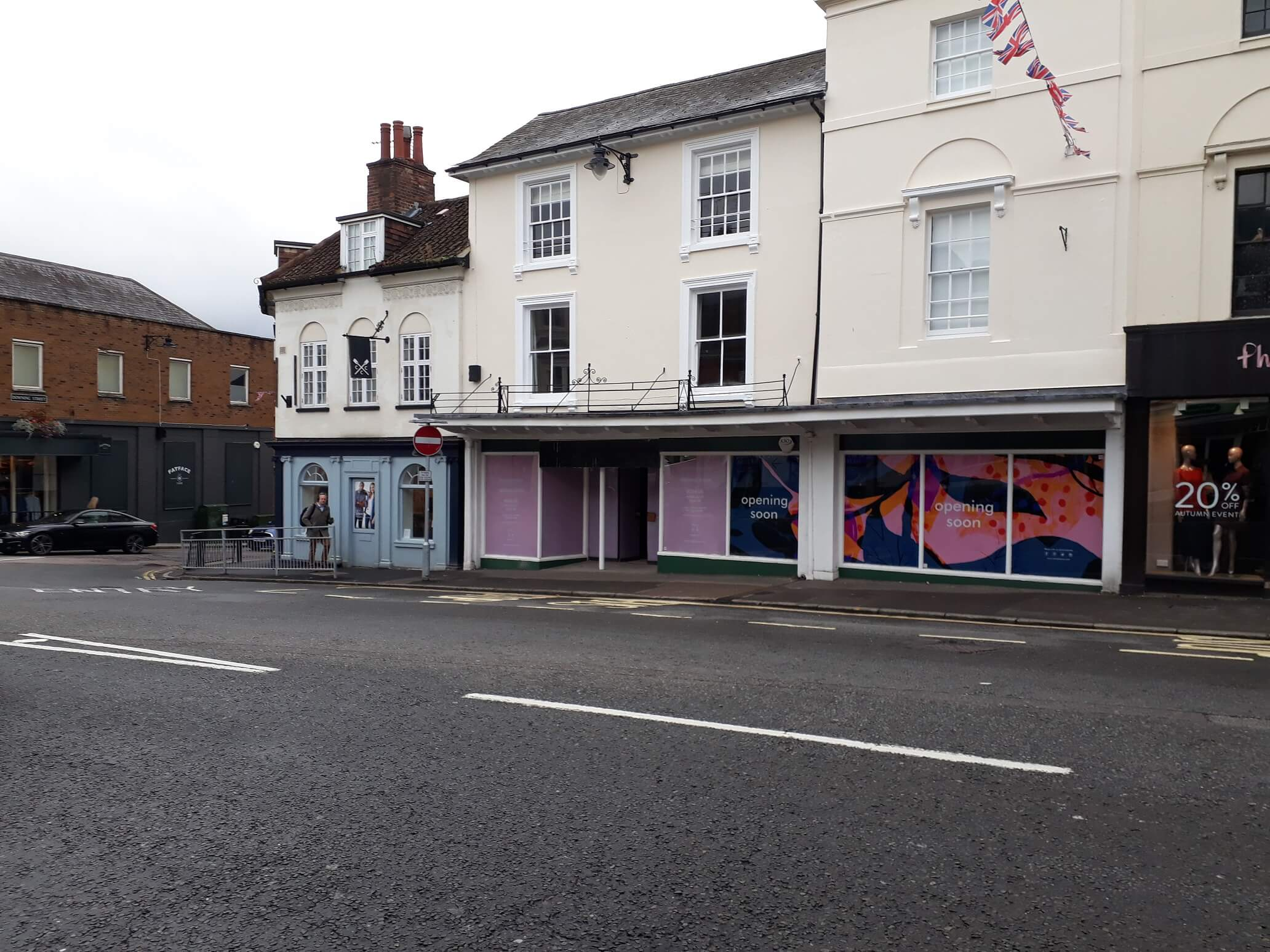 Oliver Bonas acquires Farnham shop property