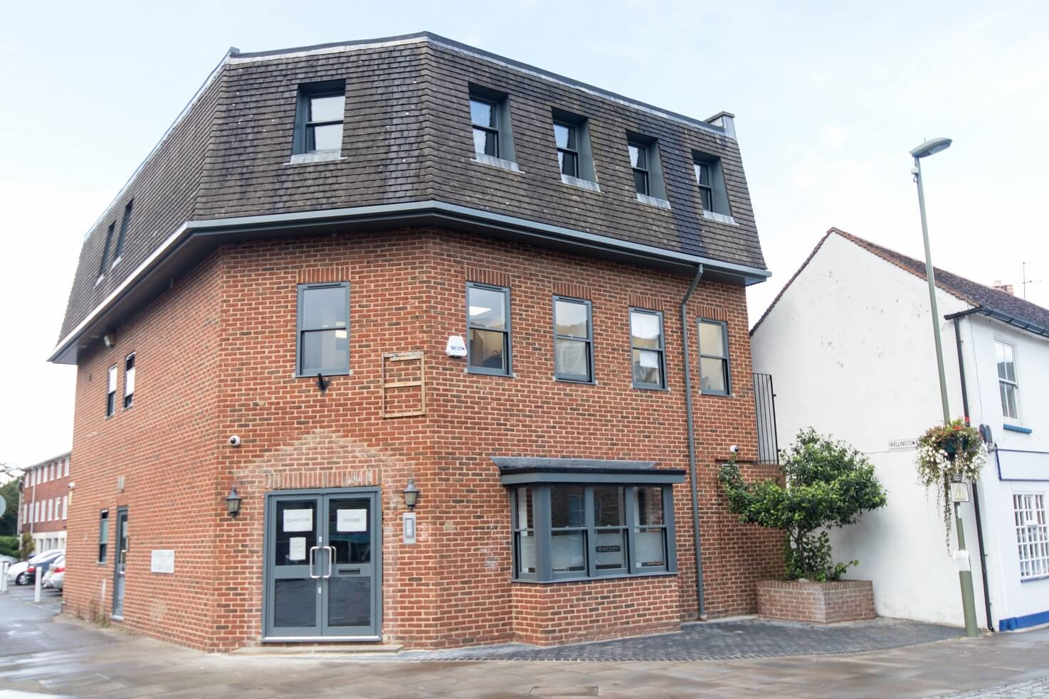 Letting of Chertsey Office Property