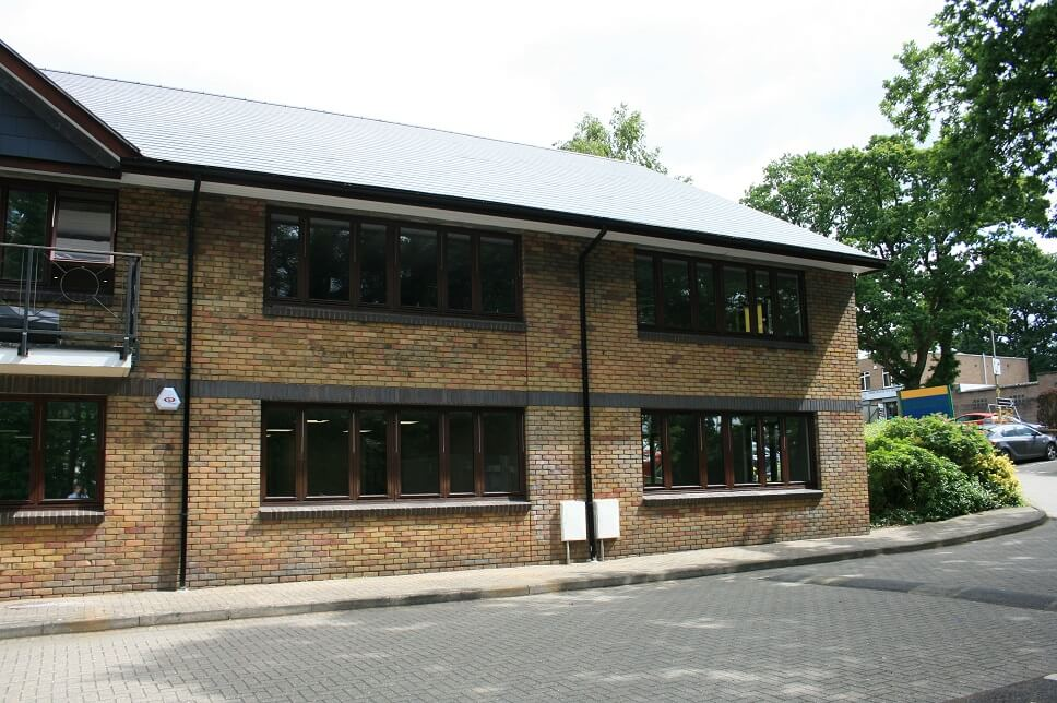 Pharmaceutical business takes Bordon office property