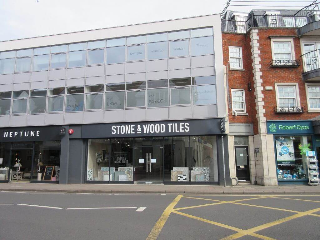 'And so to Bed' takes retail property in Weybridge