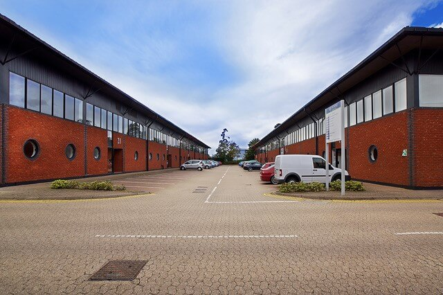 Success for Schroders at Woking Business Park
