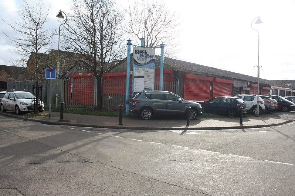 SMC Motor Group takes Aldershot industrial property