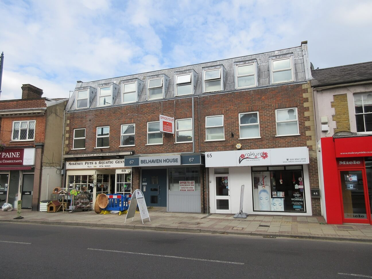 Molesey office letting