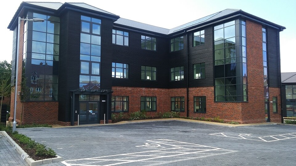 East Hampshire District Council secures office letting at Ordnance Business Park, Liphook