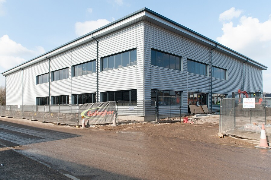 DPD Group takes prime industrial property in Frimley