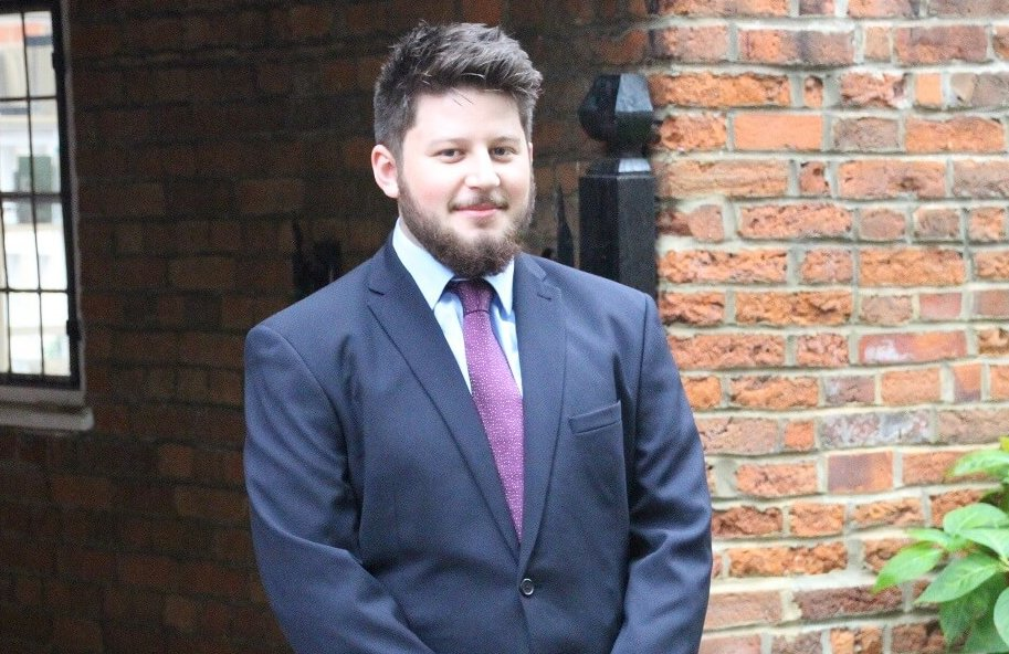 Max Williams joins Curchod & Co as a Trainee Surveyor