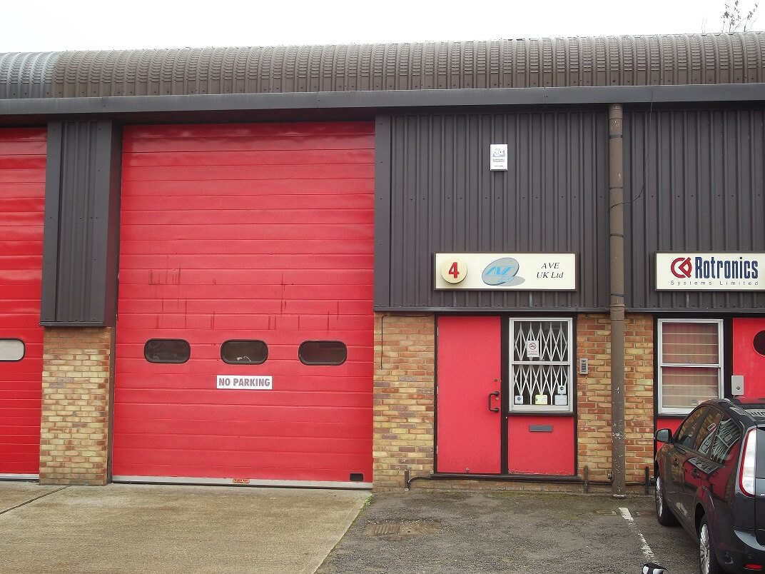 Farnham industrial property letting