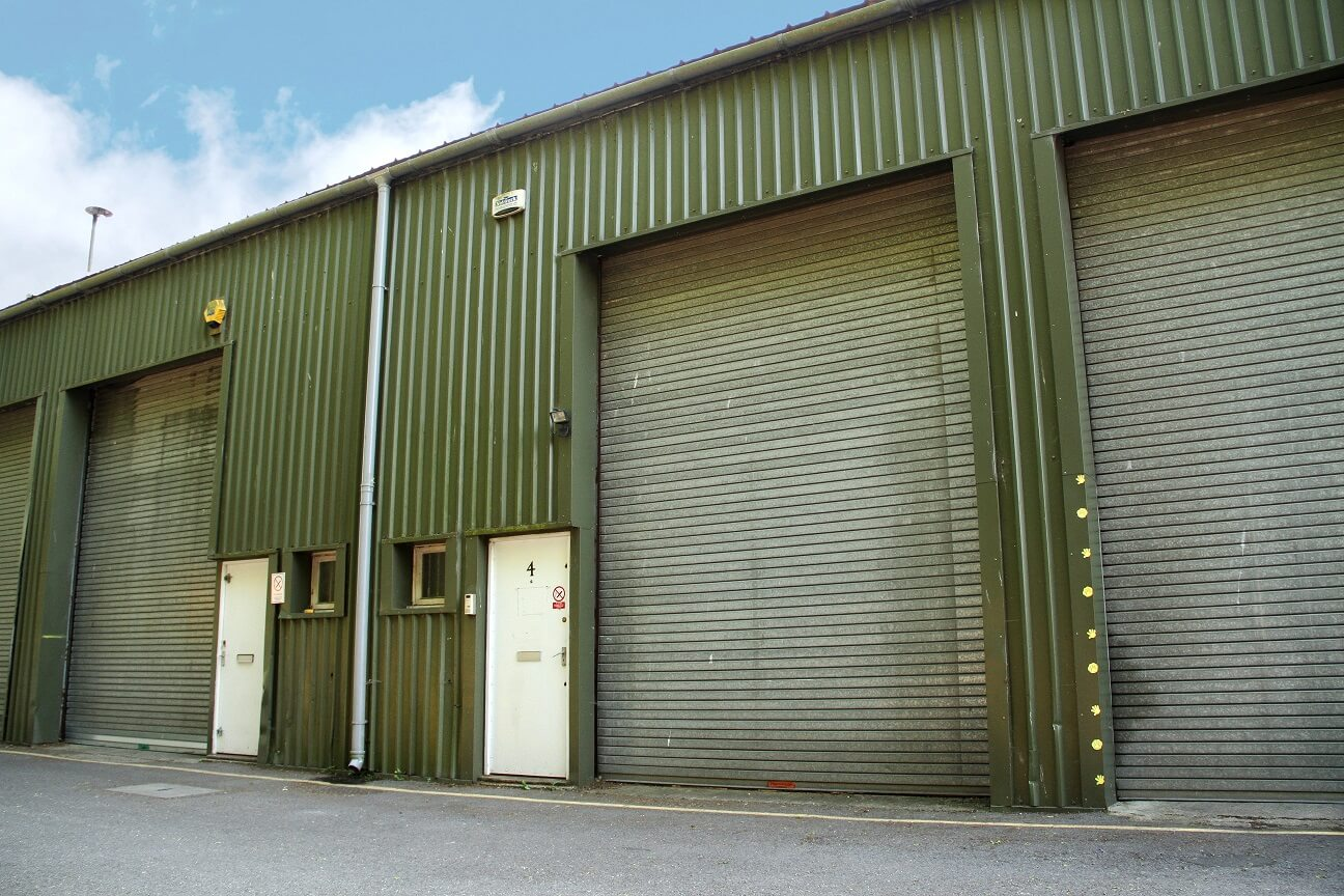 Farringdon Industrial Centre let to Total Wardrobe Care