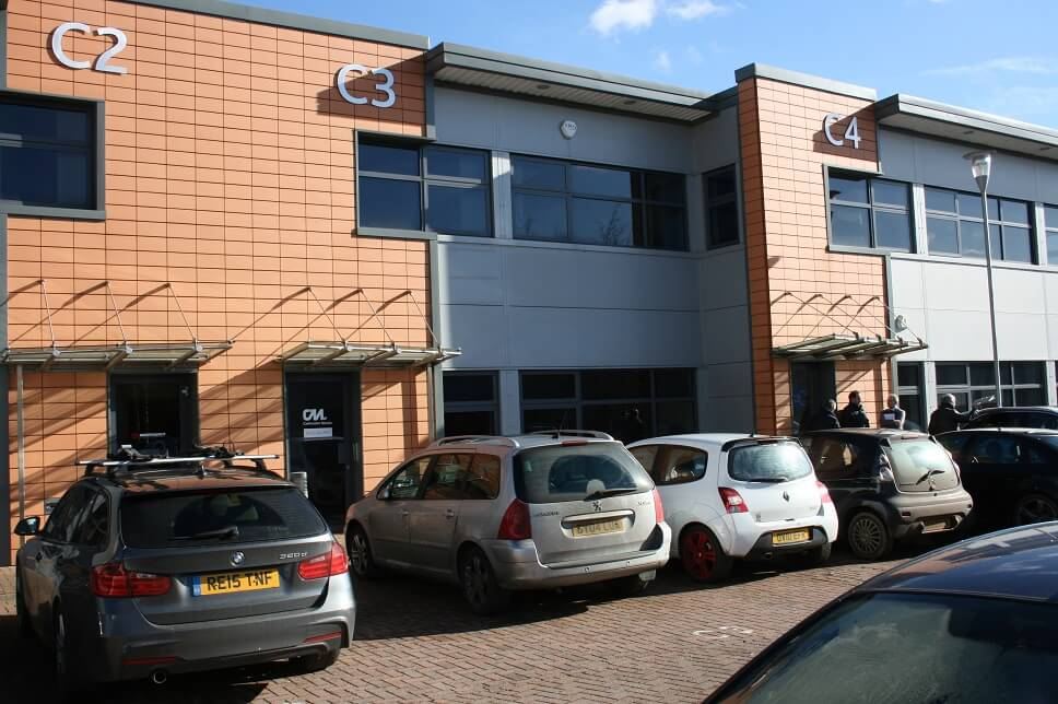 Office space at Coxbridge Business Park provides expansion for local venture capitalist