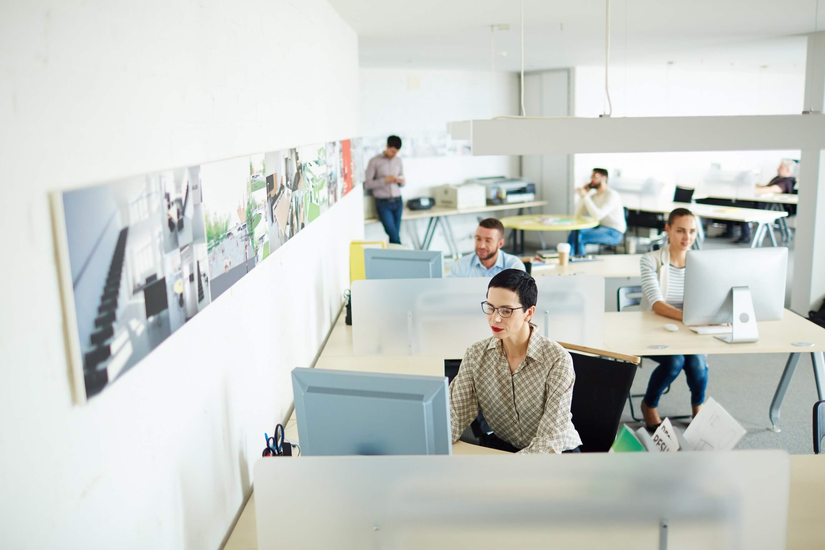 How to Supply a Harmonious Shared Office Space