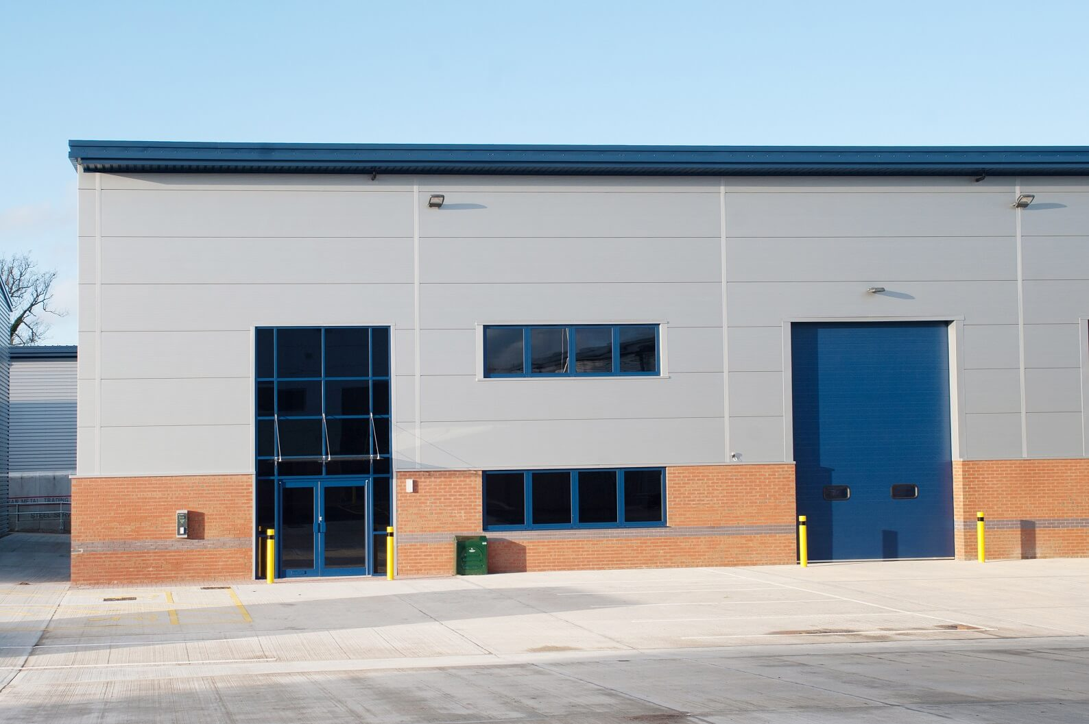 7,000 sq ft industrial property letting at Henley Business Park