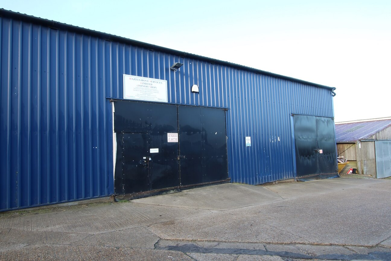 Hartley Business Park secures letting of industrial property