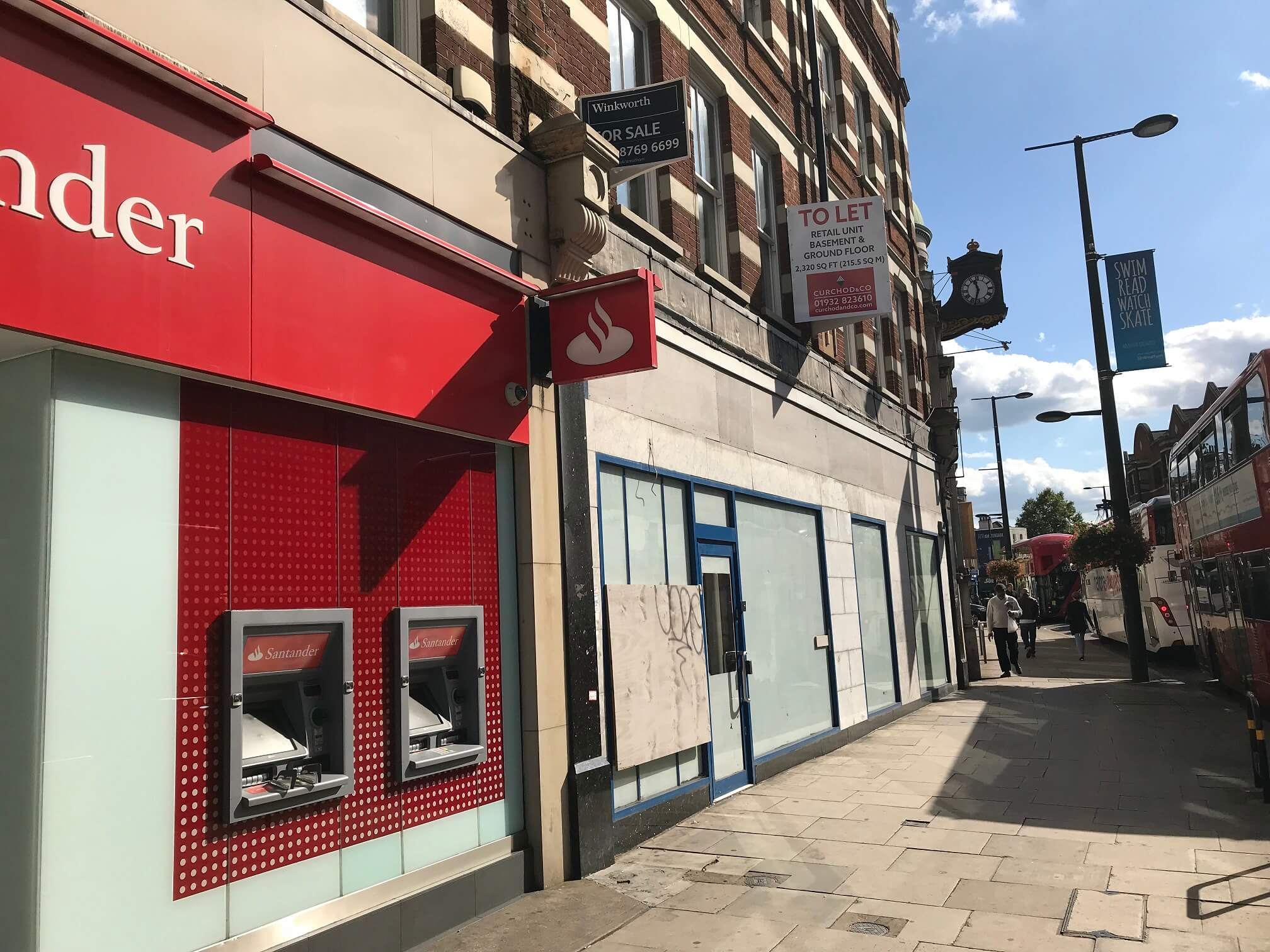 Streatham High Road – retail letting to Costa Coffee