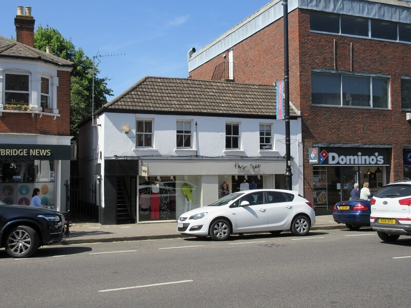 Weybridge office letting