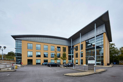 Get Mapping takes office space at Ancells Business Park in Fleet