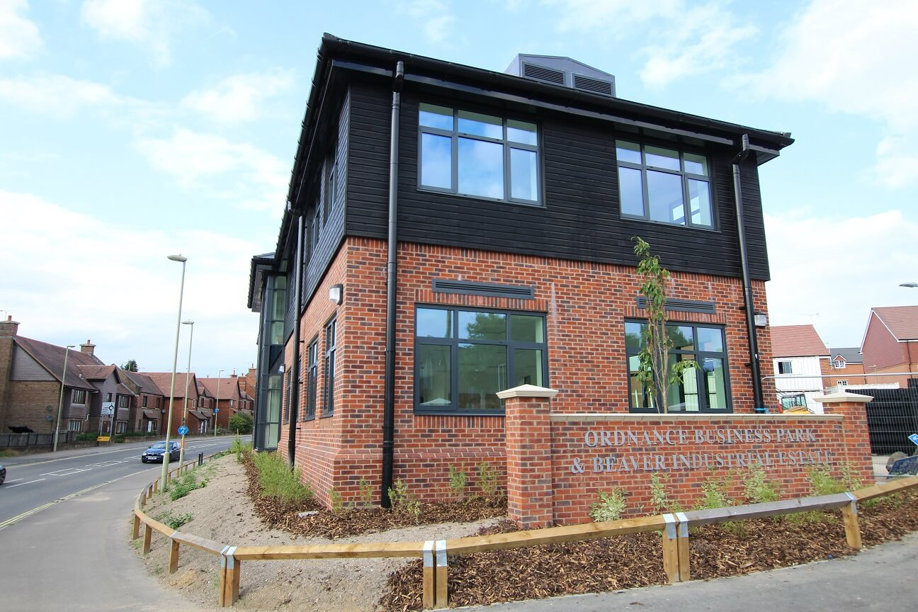 Office letting at Ordnance Business Park, Liphook