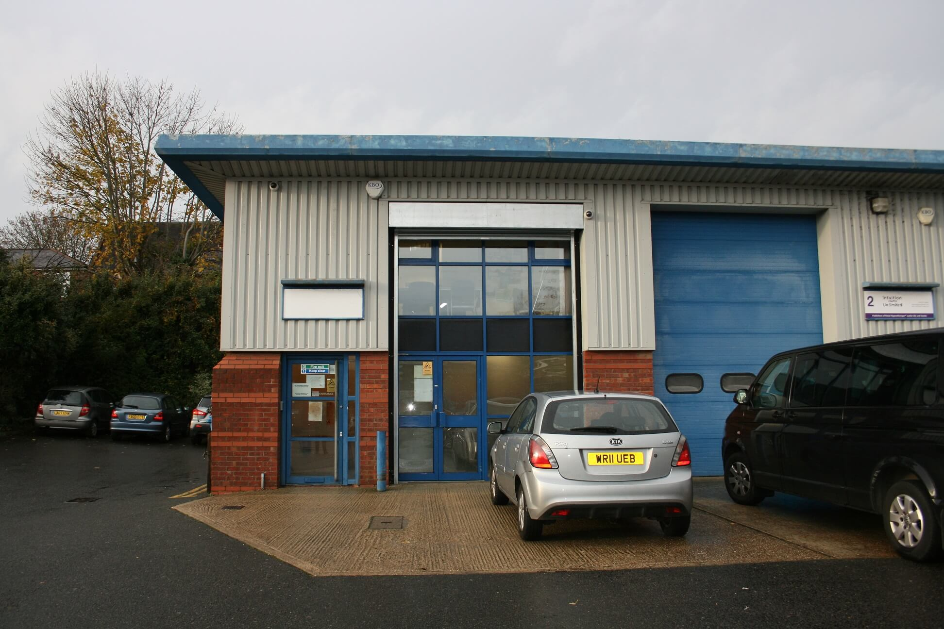 Freehold sale of Farnham high tech property