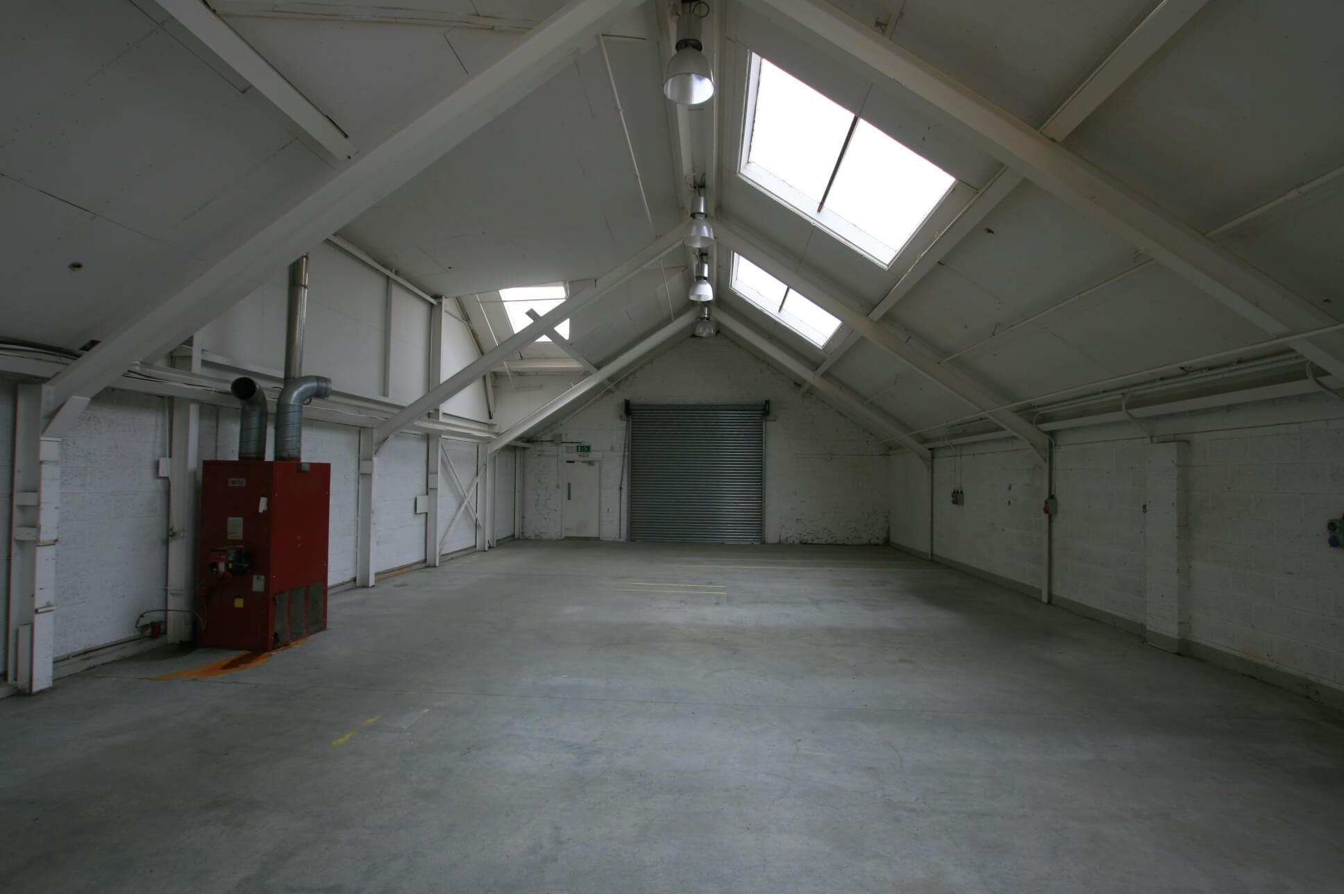 Industrial property let at The Factory, Dippenhall, Farnham