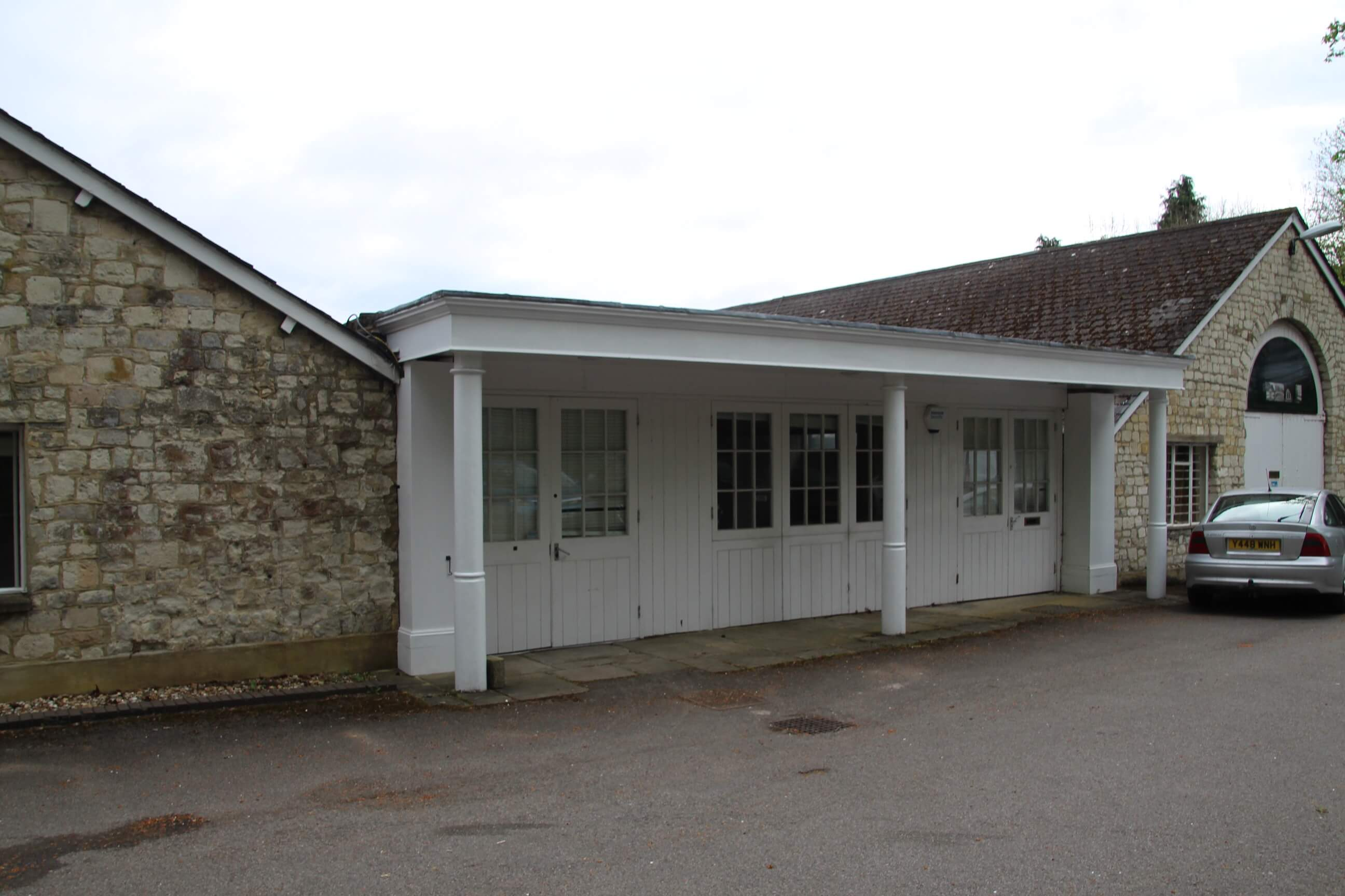 Industrial letting at The Factory, Dippenhall, Nr Farnham