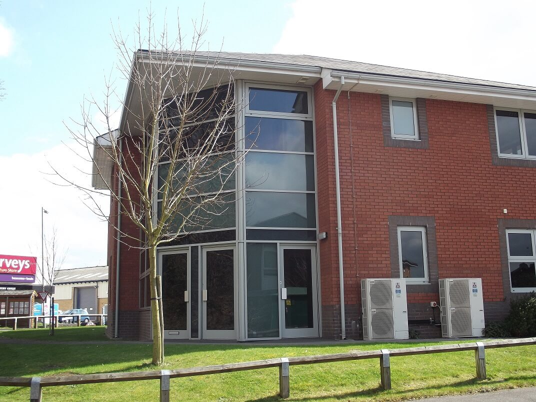 Business unit letting at Bridge Court, Wrecclesham
