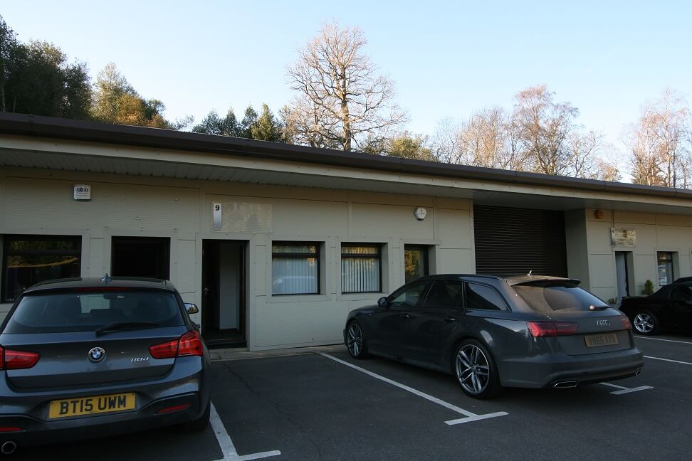 Office letting at Abbey Business Park, Farnham