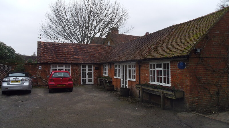 Office letting at The Old Parsonage in Crondall