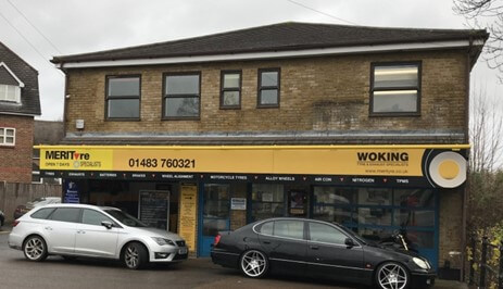 Letting of First Floor Office Suite, 10A Robin Hood Road, St Johns, Woking