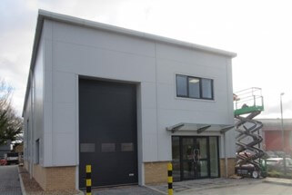 Trio of lettings at Kestrel Business Park, Woking