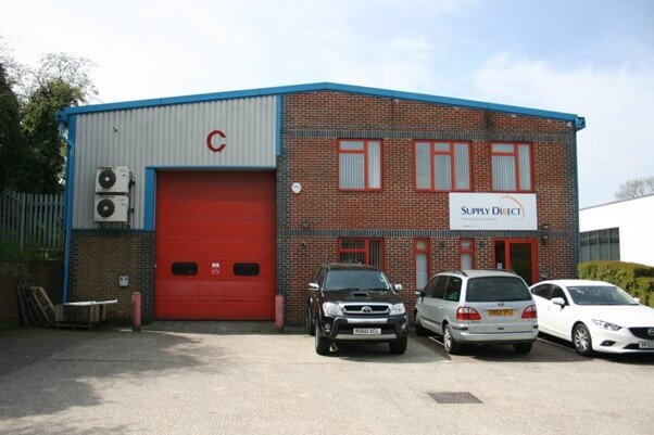 Unit C, Grovebell Industrial Estate, Farnham – Let within 4 weeks!
