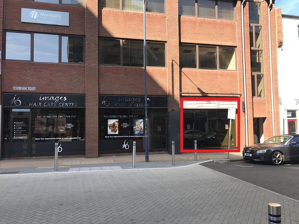 Letting of 4A Cleary Court, Woking