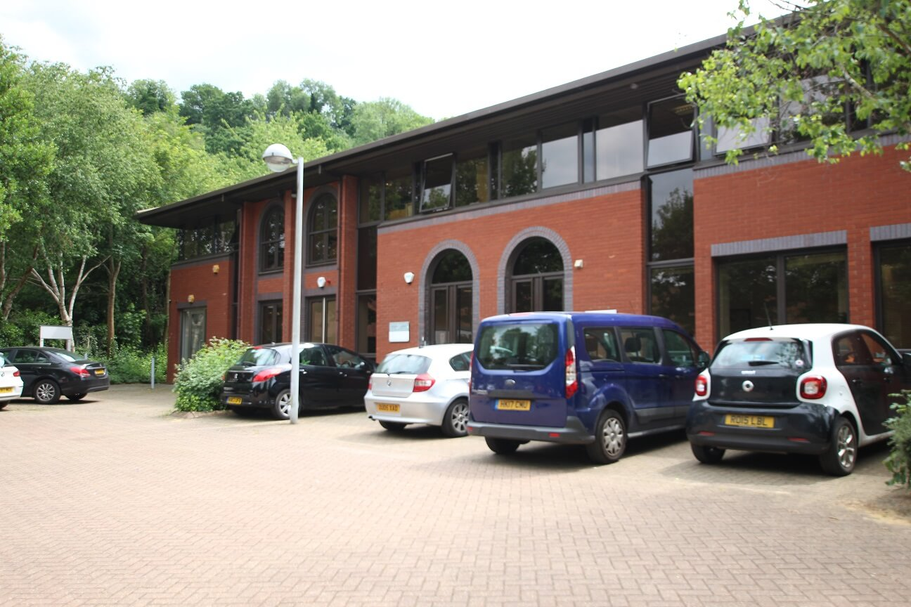 Office letting in Godalming town centre