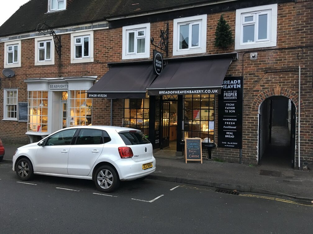 New retail letting in Haslemere town centre