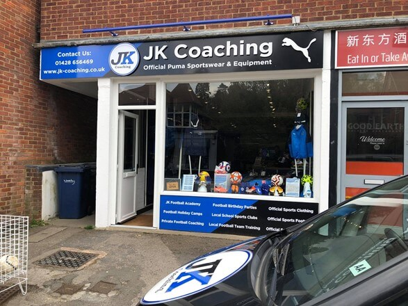 Sporting goods retailer comes to 97 Weyhill, Haslemere