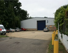 Curchod & Co agree lease extension and higher rent on Bordon Trading Estate, Hampshire