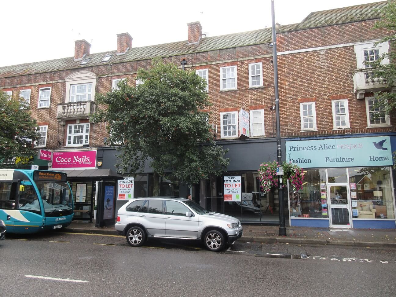 Weybridge retail boosted by letting to 'dar Lighting'